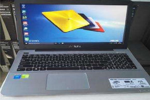 华硕F554L笔记本 U盘重装Win7视频教程