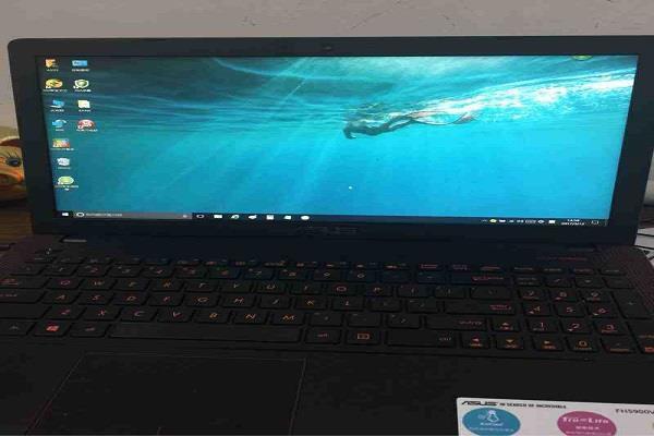 华硕FH5900笔记本 U盘重装Win7视频教程