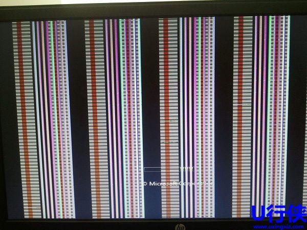 电脑显示器常见故障有什么2