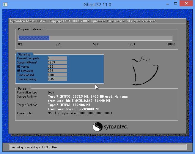 ThinkPadT580怎么一键重装Win10系统